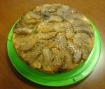 Elmalı Pekmezli Kek